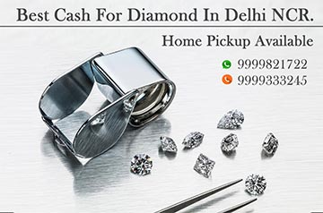 Diamond Buyer In Delhi NCR