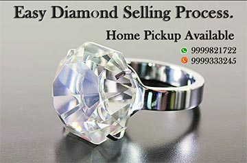 Sell Diamond in Delhi