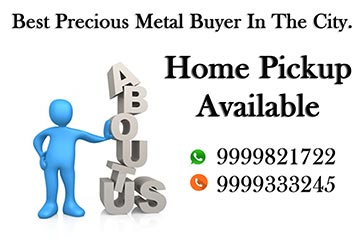 Precious Metal Buyer in Delhi